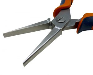 #TDI-PFN1541DS Long Flat Nose Pliers, Smooth Jaws
