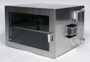 Stainless Steel Nitrogen Box